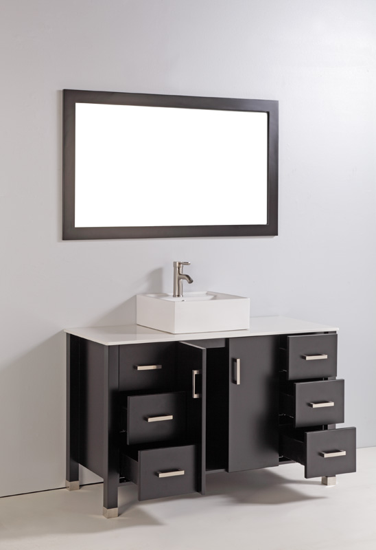 Bathroom Vanity in Winnetka